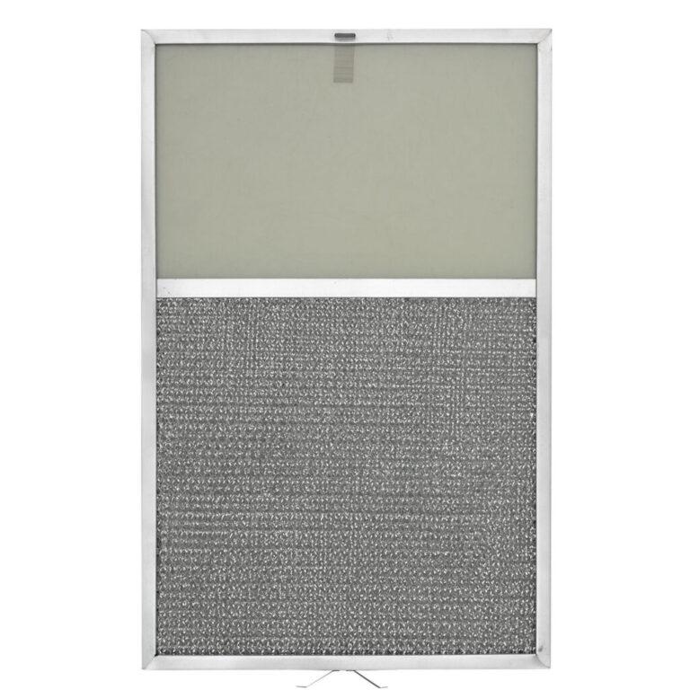 Broan 99010192 Aluminum Grease Range Hood Filter Replacement