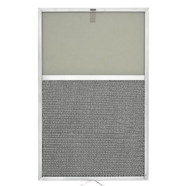 Broan S99010192 Aluminum Grease Range Hood Filter Replacement