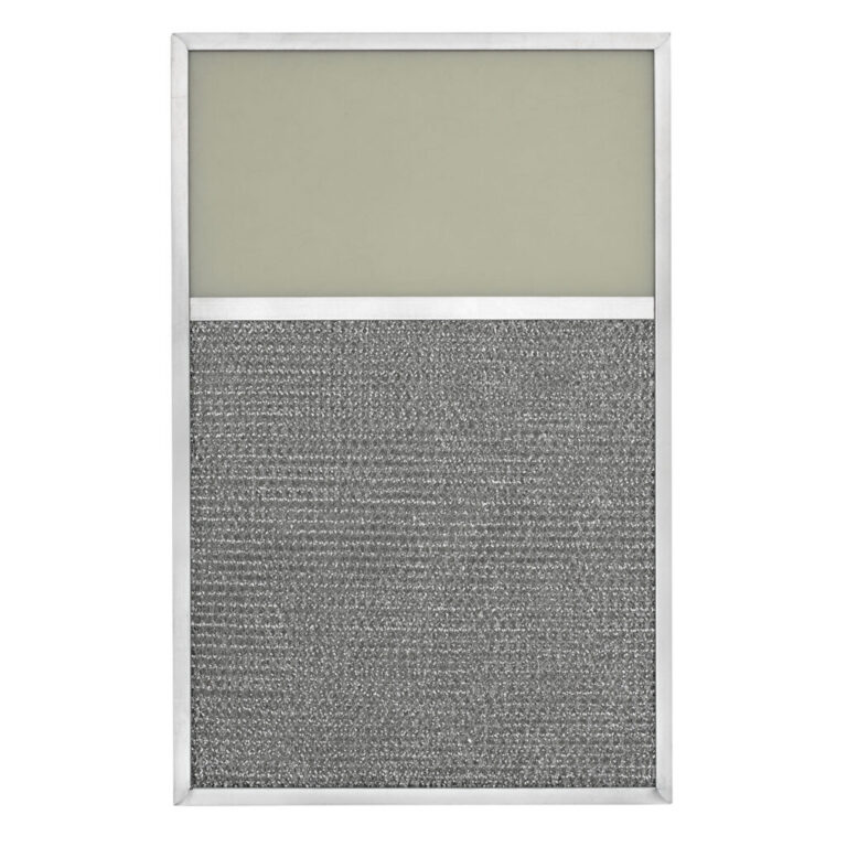 Broan S99010195 Aluminum Grease Range Hood Filter Replacement
