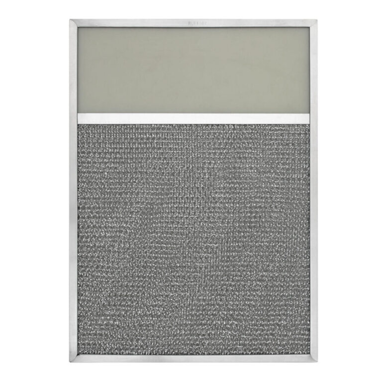 Nutone 21884-000 Aluminum Grease Range Hood Filter Replacement